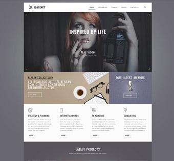 website samples market now