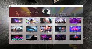 Video Gallery Window