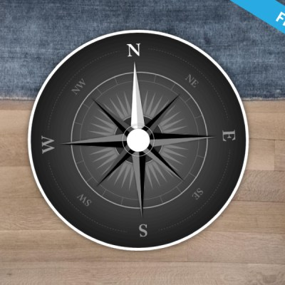 Tripod Cap Set 01 (Compass)