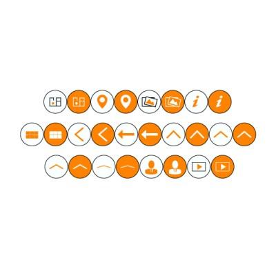 MacNimation Standard Basic Orange Set
