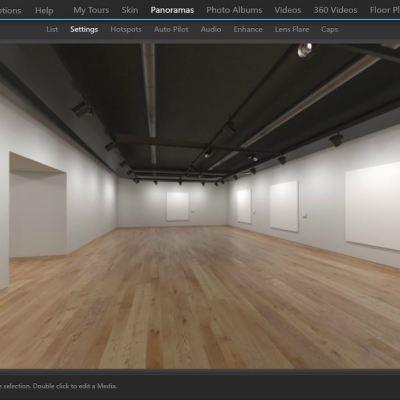 TORIOX- Virtual Gallery Pack 2SETS- 8K +Transparent Frames