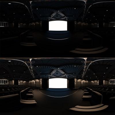CINEMA – 8K Panorama