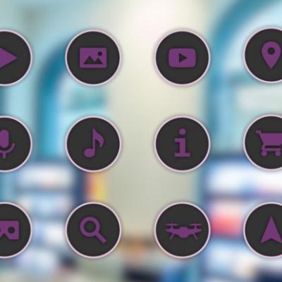 the4cornersin360 Icons Set 1