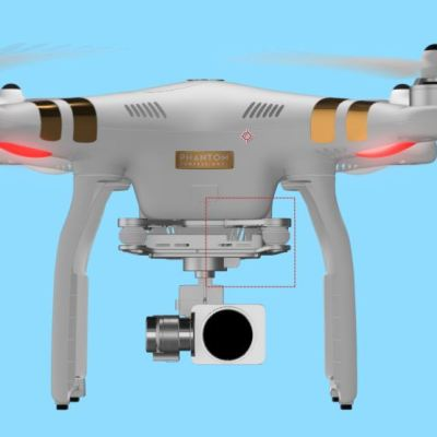 MacNimation – Animated Drone Set for Hot spots