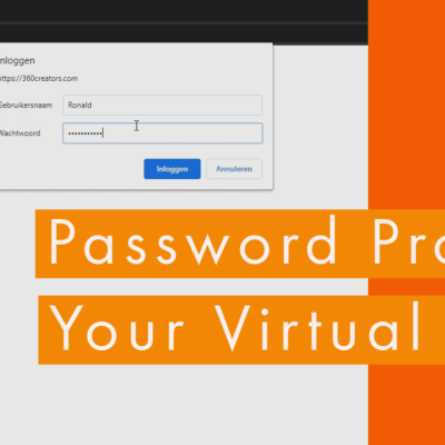 Password Protect: htaccess+htpasswd files
