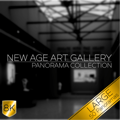 New Age Art Gallery Pack
