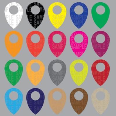 MacNimation - 20 Basic hotspot multicoloured icons