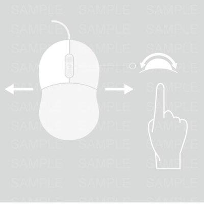 MacNimation – Mouse control – Navigation Instructions – 16 Languages