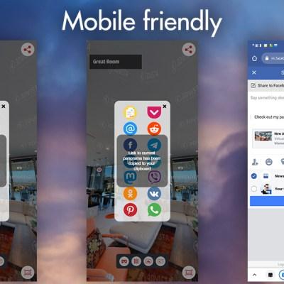 Deeplink and Social share