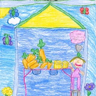 Brynn Hooper - Grade 2, Garfield Elementary