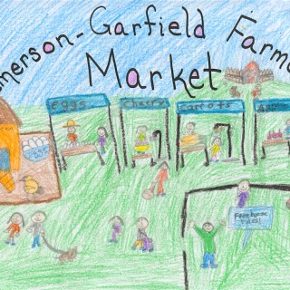 Madison Whitmarsh - Grade 3, Garfield Elementary