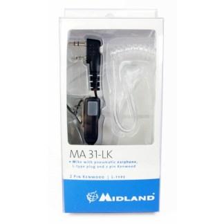 MA 31 LK Midland headset