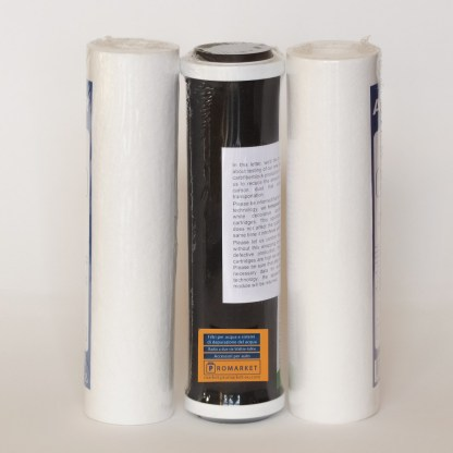 Replacement filters 2.5 x 10 inch for RO systems
