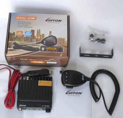 Luiton LT-198 Two-way Radio