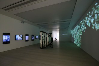 Multimedia Exhibition, Saatchi Gallery, London