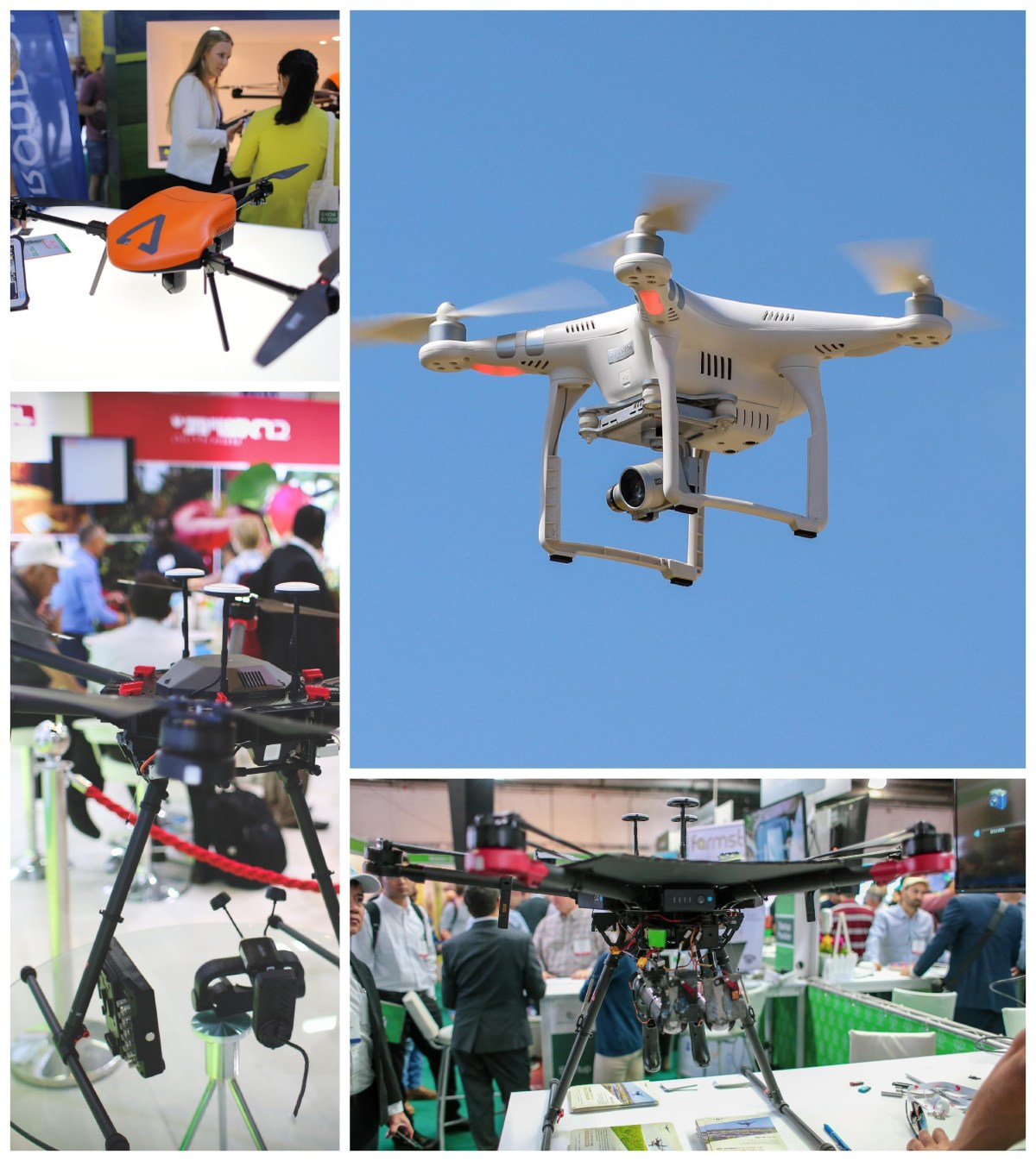 Smart Cities: High-Rise Inspections Using A.I. & Drones
