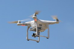 Drone-based data collection