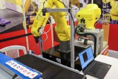 Machine Vision in Robotics