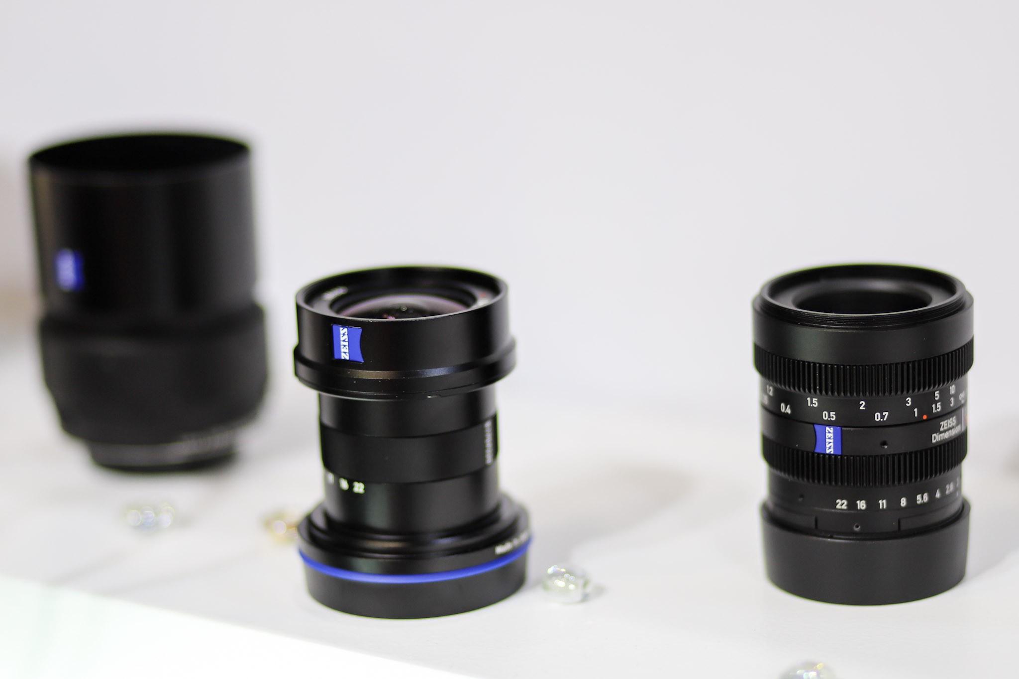 Lenses for Machine Vision