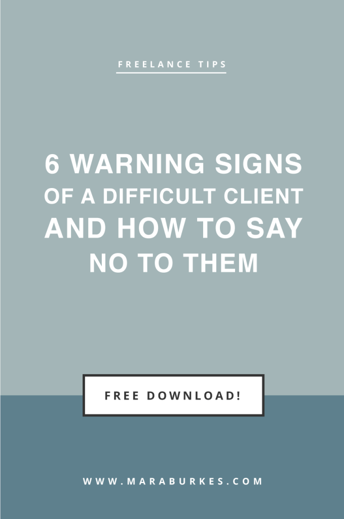 difficult-client-signs