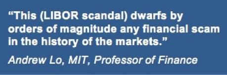 banking scandals