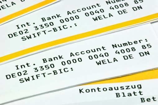 What Is The International Bank Account Number (IBAN
