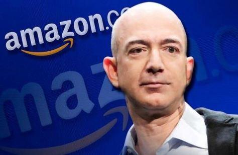 Jeff Bezos, richest man in the world, worth $150 billion