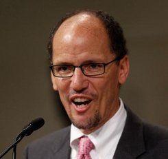US May job creation - U.S. Secretary of Labor Thomas E. Perez