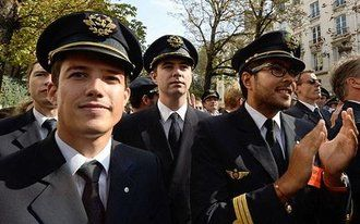 Air France Pilot Strike