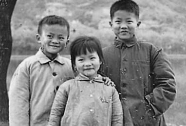 Jack Ma as young boy