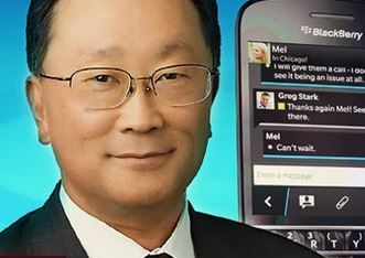 John Chen, BlackBerry CEO
