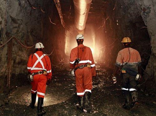 Barrick Lumwana copper mine