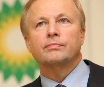 Bob Dudley, BP CEO -