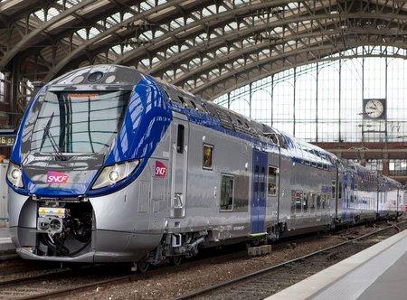 Bombardier Regio 2N train