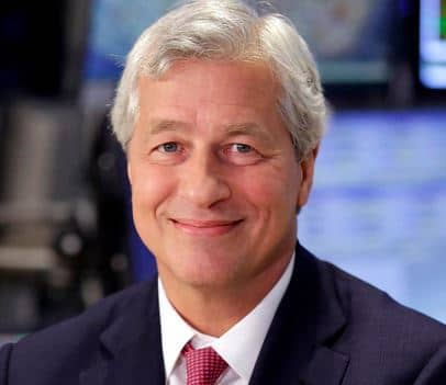 James Dimon beats throat cancer