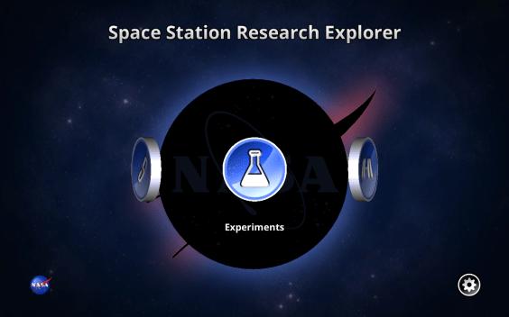 NASA ISS app
