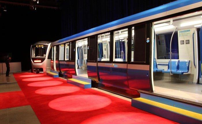 AZUR metro car