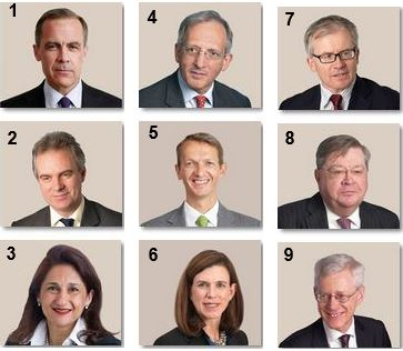 BoE Monetary Policy Committee