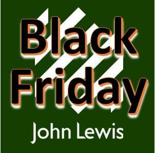 John Lewis Black Friday
