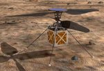 Mars Helicopter Drone