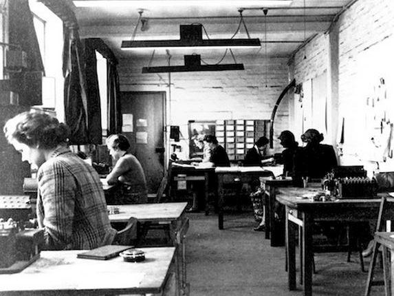 Bletchley Park Codebreakers