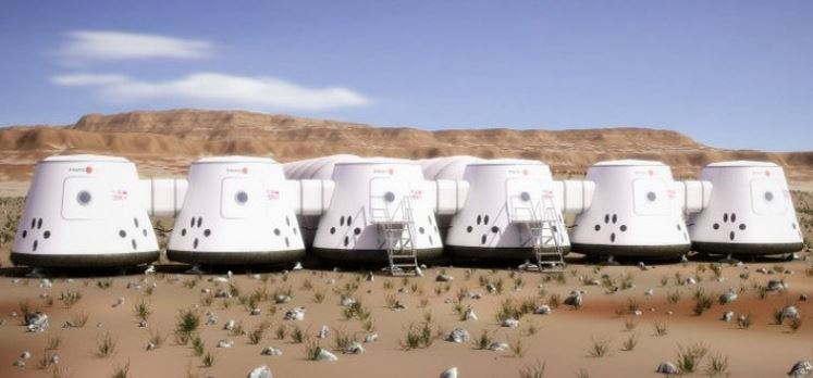 Training Outpost Alpha for Mars One Mission