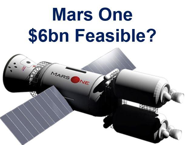 Mars One Spacecaraft