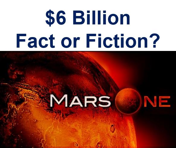 Mars one fact or fiction