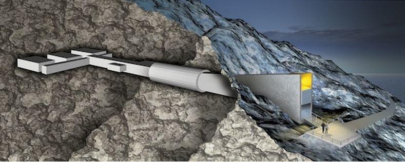 Svalbard Doomsday Vault