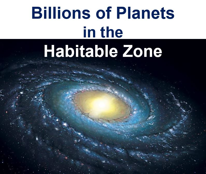 Many planets in habitable zone