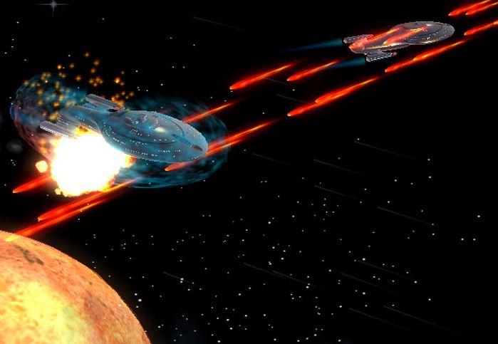 Star Trek Torpedos