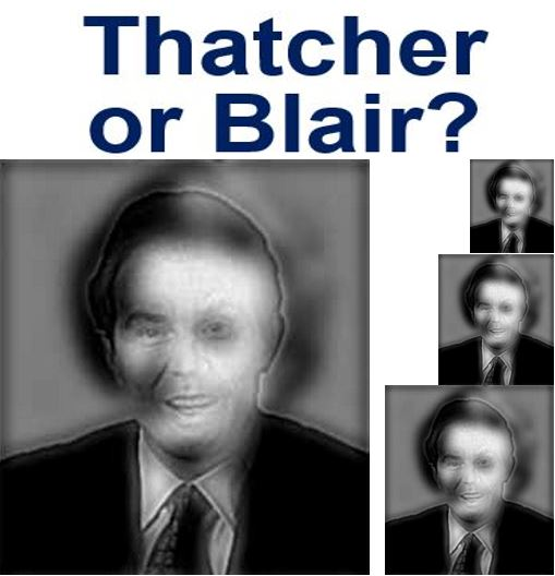 Thatcher and Blair
