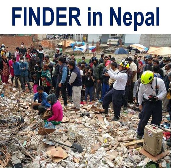 Finder in Nepal