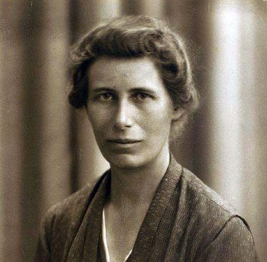 Inge Lehmann 1932